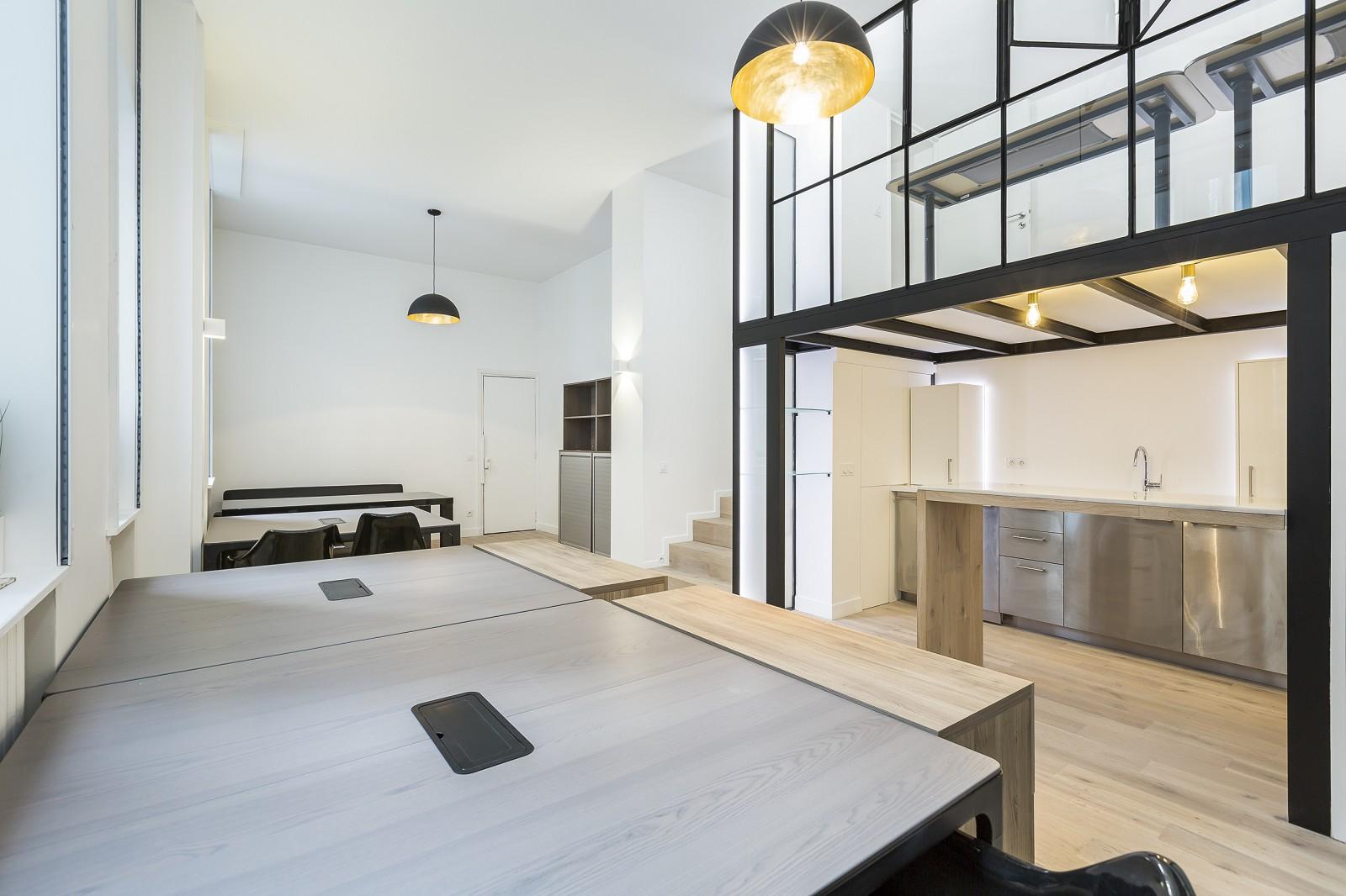 appartement place du Général Catroux