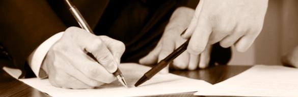 rédaction et conclusion d'un bail commercial