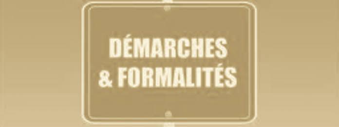 formalités cession fonds de commerce
