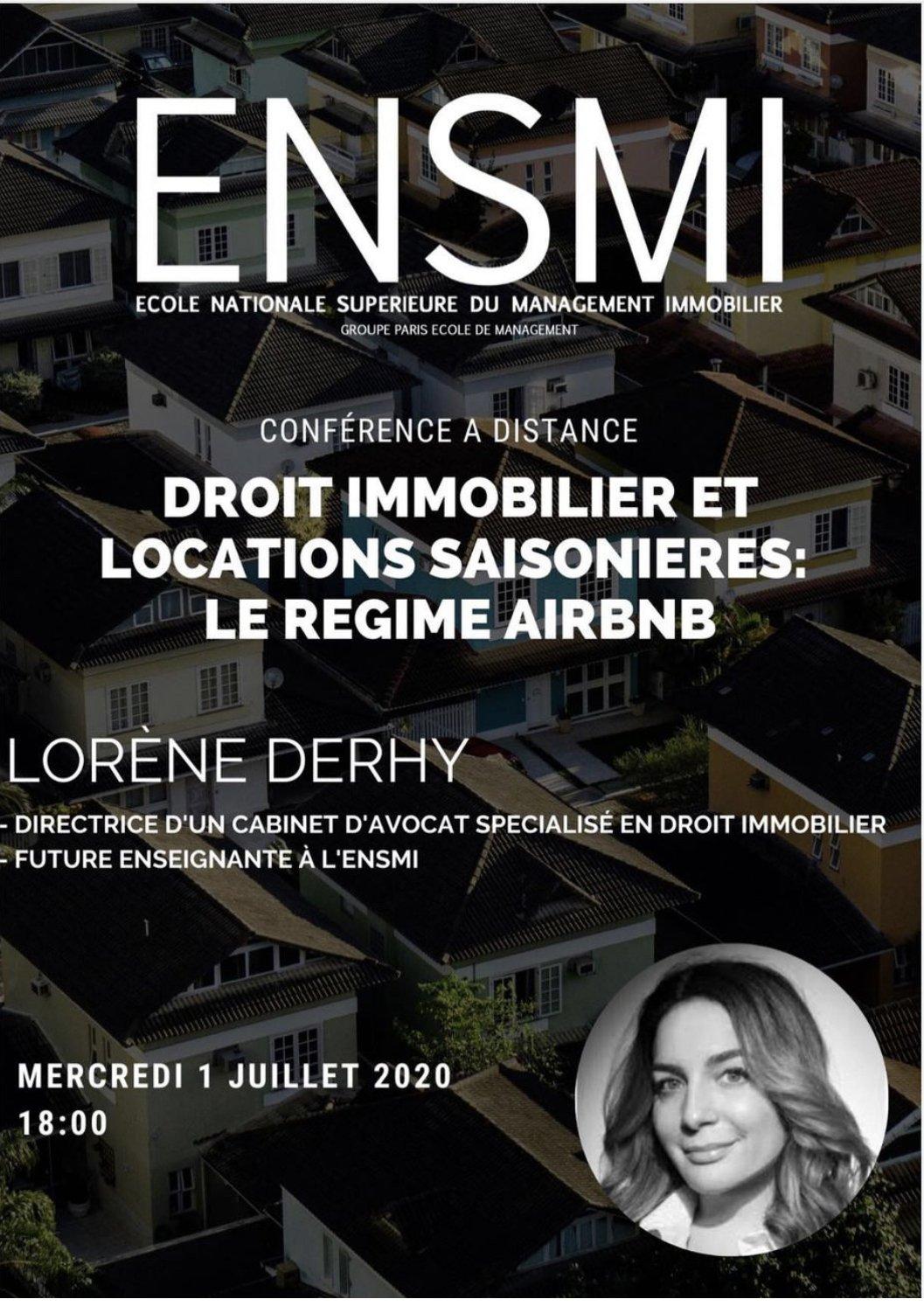 ENSMI lorene derhy